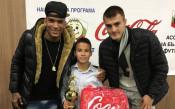Чорбаджийски и Каранга наградиха млади таланти