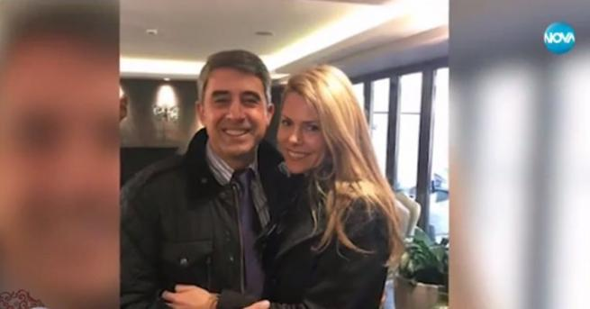 Деси Банова и президентът Росен Плевнелиев са в Атина, разкри