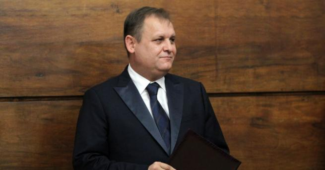 В отсъствието на президента Румен Радев се състоя церемонията по