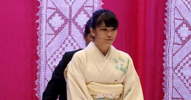 Принцеса Мако, най-голямата сред внуците на японския император Акихито и