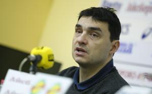 Владо Николов преди първия мач в Европа: Ще сме домакини в Люксембург