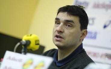 Владо Николов с революционни предложения за нов формат на първенството