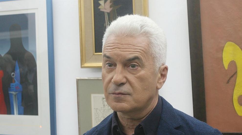 Волен Сидеров стана галерист