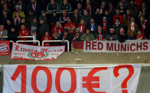 УЕФА погна Байерн заради феновете на тима