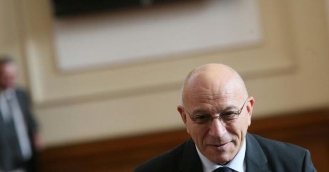 Емил Христов от ГЕРБ е новият зам.-председател на Народното събрание.
