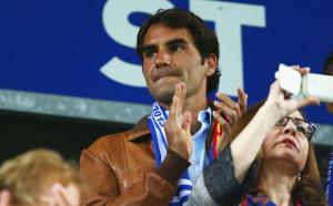 И Федерер се развълнува от триумфа на Базел над Ман Юнайтед