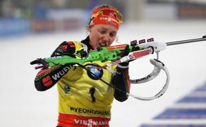 Немска звезда пропуска старта на сезона в биатлона