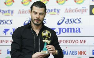 Галин Иванов с приз: Ще мисля през декември за бъдещето
