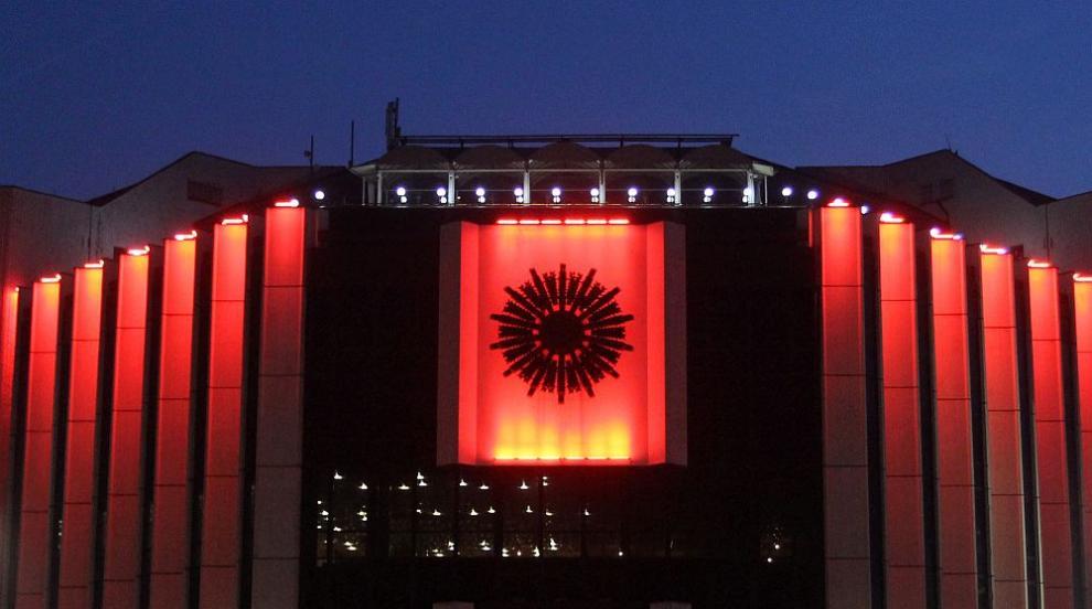 НДК ще бъде осветен в червено в подкрепа на донорството