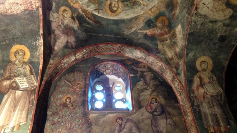 Православна църква в гр. Охрид днес