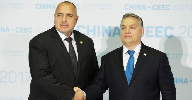 Министър-председателят Бойко Борисов запозна в телефонен разговор унгарския си колега