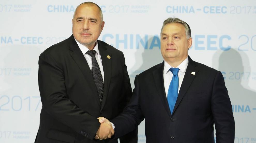 Виктор Орбан поздрави Борисов за приемането на...