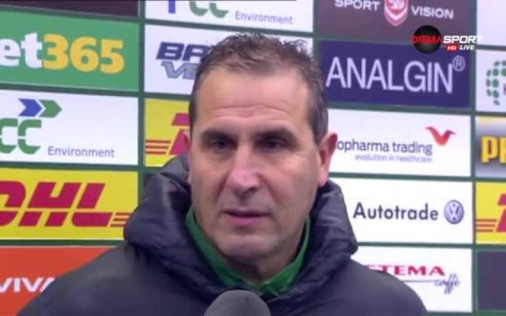Херо: Чест е да играем срещу огромен клуб като Милан
