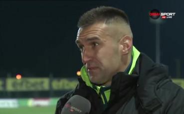 Камбуров: Обещавам да вкарам 200 гола, стига да съм здрав