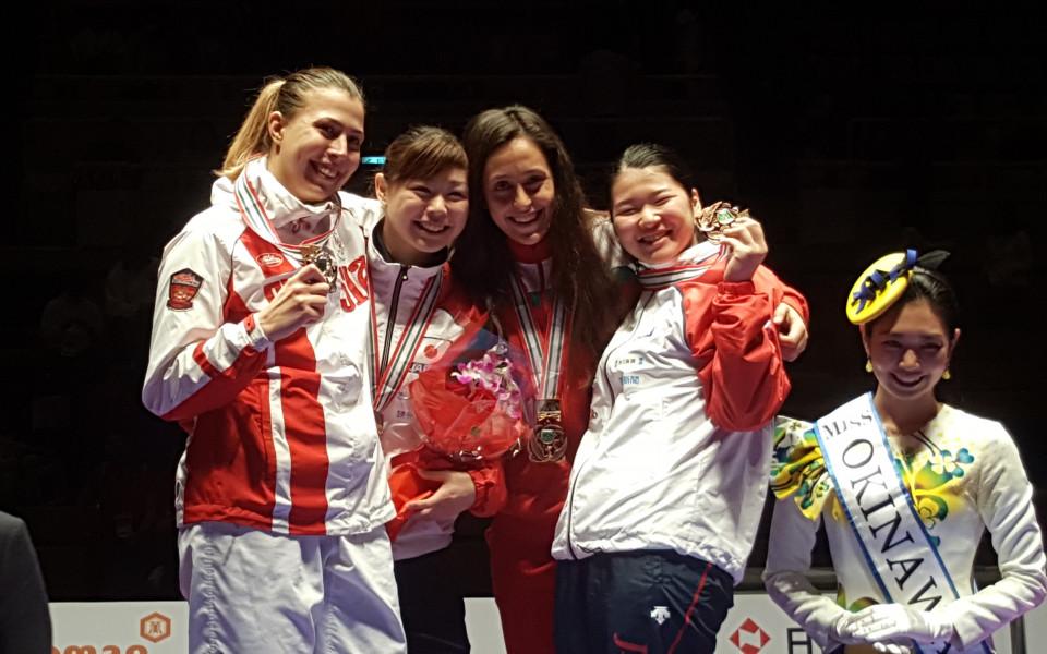 Медал за България в страната на каратето - Япония