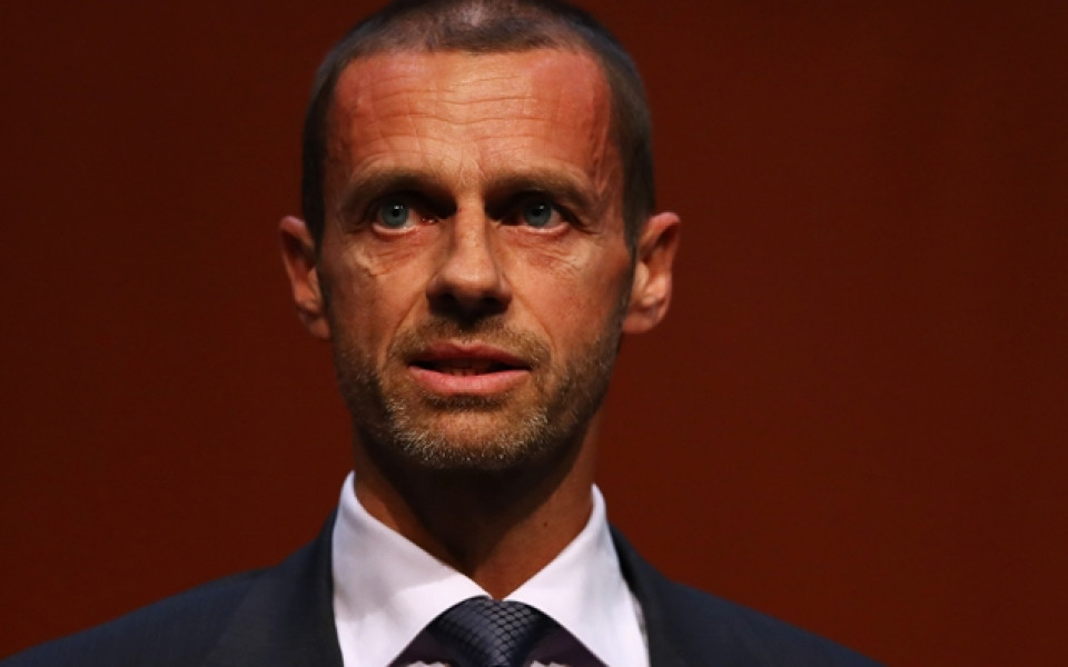 Президентът на УЕФА пристига в София до дни