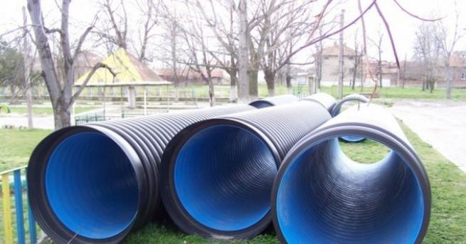 Завърши строителството на обекти от водния цикъл в плевенските села