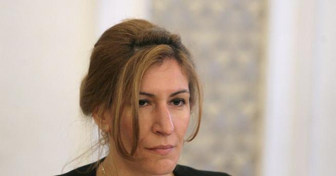 Министърът на туризма Николина Ангелкова се срещна с посланика на