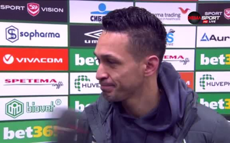 Марселиньо: Контролирахме мача, Ренан трябва да тренира утре