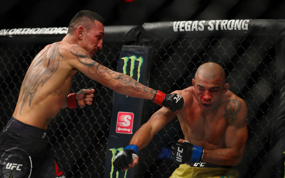 Жозе Алдо наруши мълчанието след провала в UFC 218