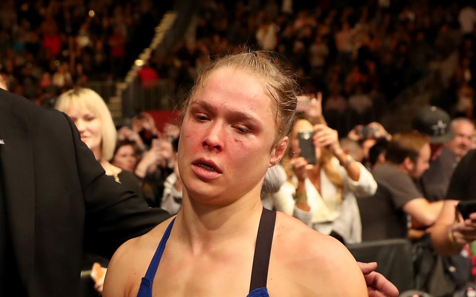 В UFC не желаят Ронда Раузи обратно