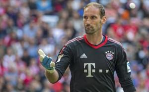 Куриоз: Вратар в игра за Байерн половин година след пенсиониране