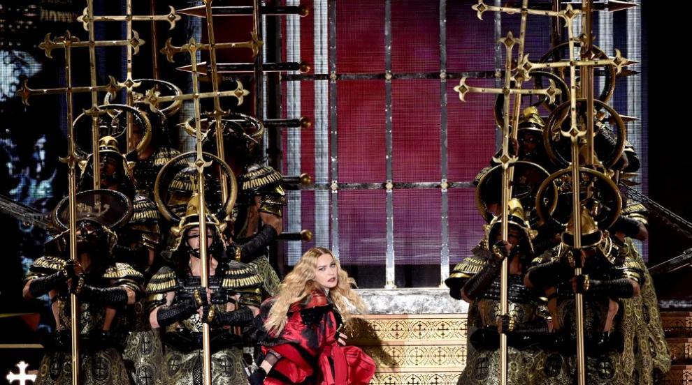 Мадона планира турне през 2018 г.