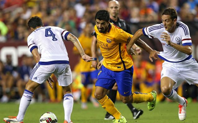Каталунският гранд Барселона отдавна очаква своето сладко отмъщение срещу настоящия