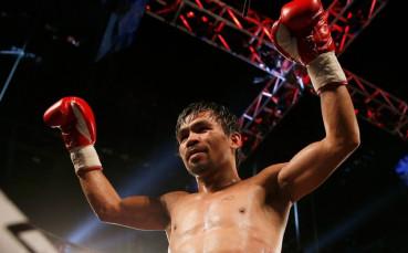Боксова легенда прогнозира успех за големия Пакиао