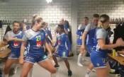 Секси танц на шведските хандбалистки на Световното