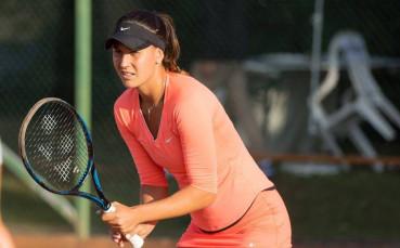 Джулия Терзийска се класира за втория кръг на турнир по тенис в Германия