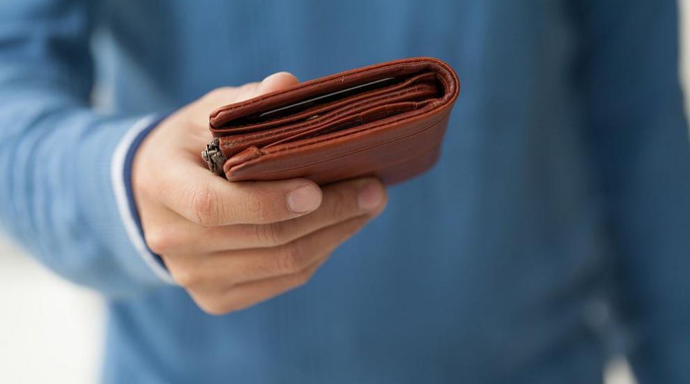 Доброто: Мъж намери и върна портфейл с няколко хиляди лева и документи