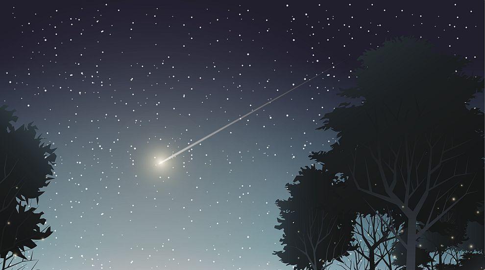 Падащи звезди по поръчка? Защо не!