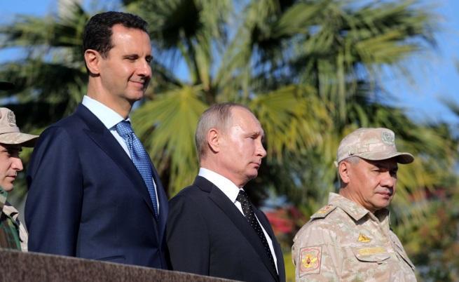 Турция, Русия, Иран и САЩ показват, че сирийският конфликт вече не е сирийски