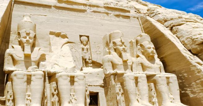 Египетски и американски археолози се натъкнаха в Абидос на неизвестни