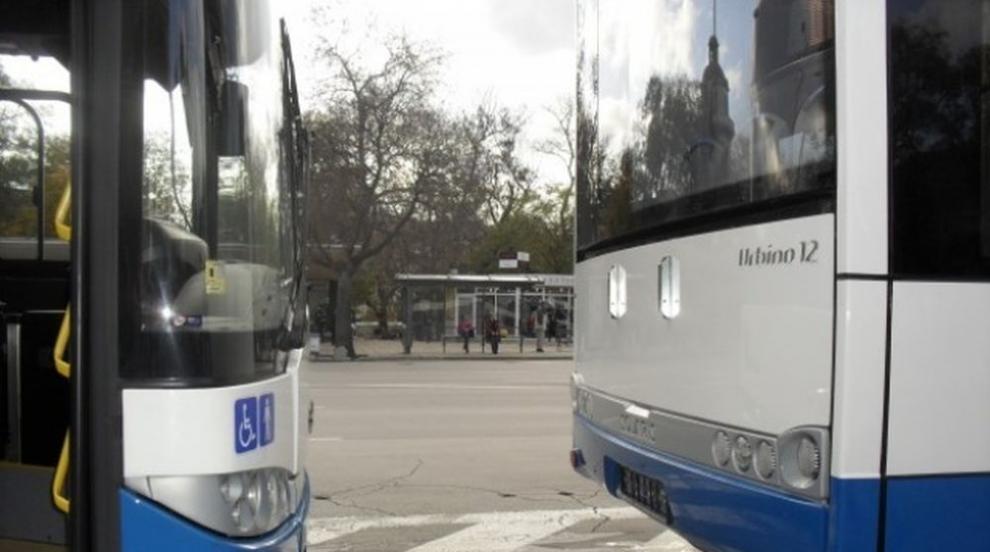 Автобус премаза крака на дете във Варна