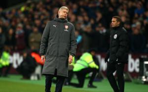 Уест Хем изпусна Арсенал в края