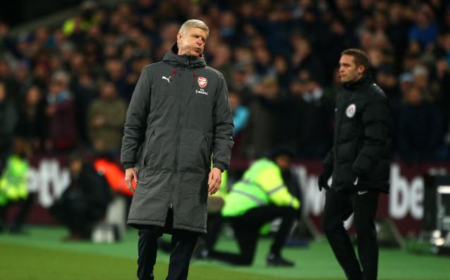 Уест Хем и Арсенал завършиха 0:0 в мача от 17-ия