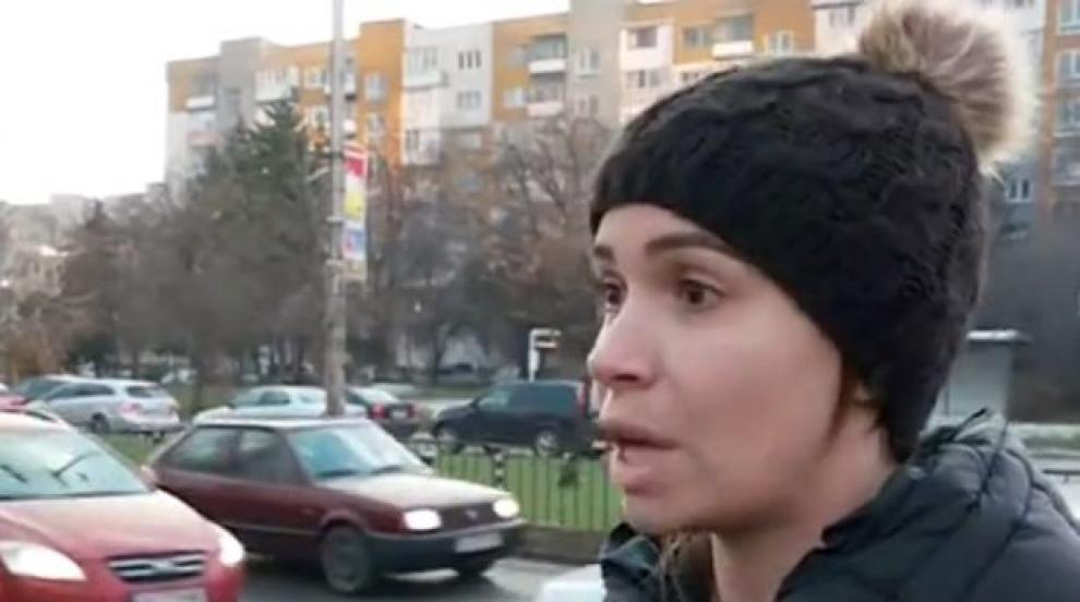 Пак агресия на пътя: Мъж зашлеви жена след забележка (ВИДЕО)
