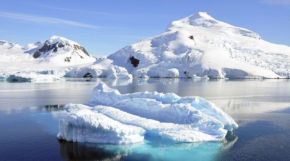 От 1992 г. Антарктида е загубила 3 трлн. тона лед