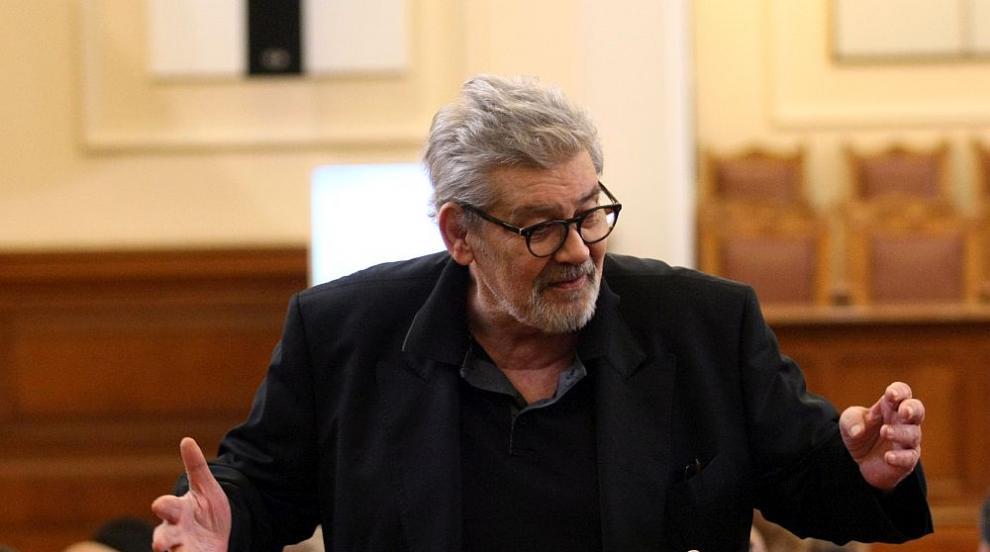 Стефан Данаилов с изключително прочувствена реч и послание към депутатите