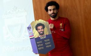 Мохамед Салах е номер 1 във Висшата лига за ноември