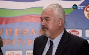 Мнението на делегата за объркването на ВК Монтана - ВК Левски