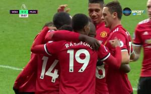 Юнайтед набързо пречупи УБА с втори гол
