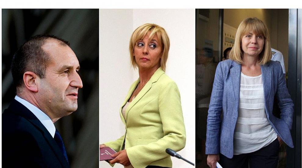 В края на годината: Кои са най-харесваните от българите политически...