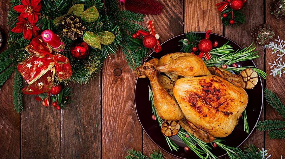 Топ 10 на най-поръчваните блюда за Коледа