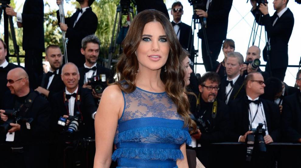 Зашеметяваща ливанка е най-красивата и дръзка арабска водеща (СНИМКИ)