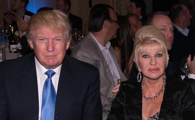 Ивана и Доналд след развода - бивши съпрузи, настоящи приятели.
