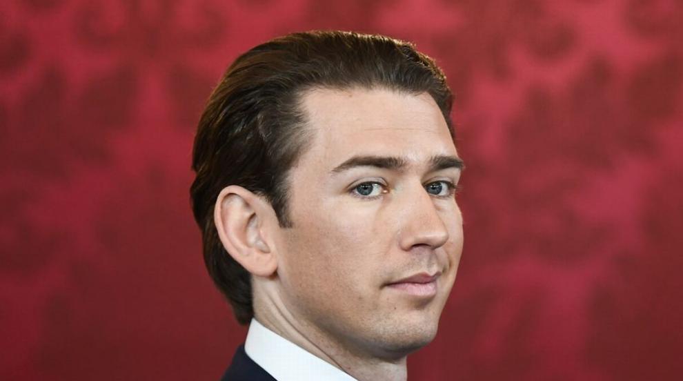 Австрия официално се сдоби с най-младия канцлер в света (СНИМКИ/ВИДЕО)