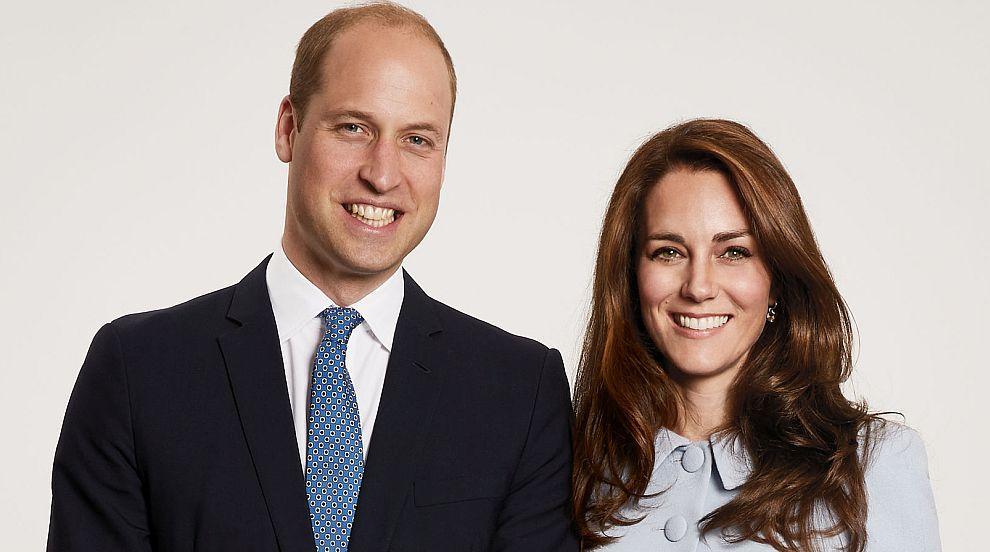 Коледната картичка на Уилям, Кейт, Джордж и Шарлот е очарователна (СНИМКИ)
